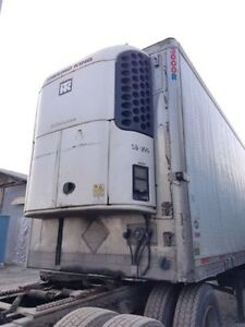 2003 Utility Thermo King Reefer