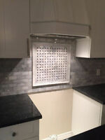 Professional Kitchen/Bathroom Backsplash Installation from $200.