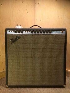 1971 Fender Super Reverb 4x10 combo - $1495