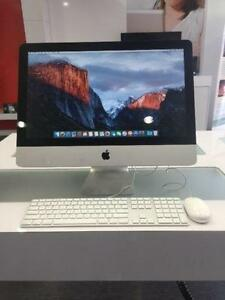 "Apple iMac 21.5"" Intel Core i5 2.5 GHz 4GB Ram 500GB HD"