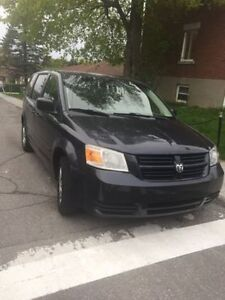 Dodge Grand Caravan 2009 STOW N GO 7 PASS