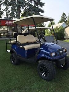 2010 CLUB CAR Precedent PHANTOM EDITION GOLF CART - 48Volt Cornwall Ontario image 1