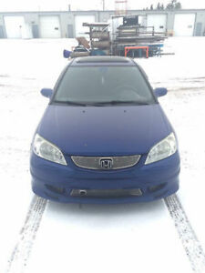 *Reduced* 2005 Honda Civic Si Coupe (2 door)
