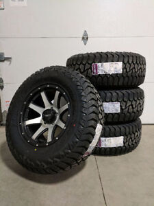 "JEEP 17"" Eagle Alloys/33""Tire/wheel COMBO! ONLY $1550! NEW!!"