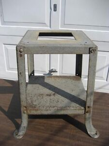 Steel Tool Stands - Wanted