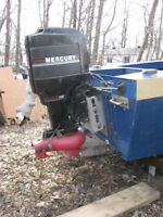 Mercury Outboard 115HP with Jet Drive