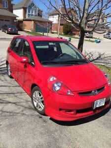 2008 Honda Fit Sport! Low km - Runs GREAT