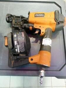 Ridgid Roofing Nailer. We sell used tools.  (#28876)