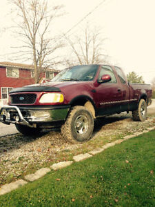 98' FORD F150 4.6 V8 4X4 - FOR SALE / TRADE