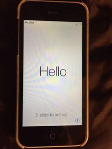 White iPhone 8GB 5c - $150 or best offer