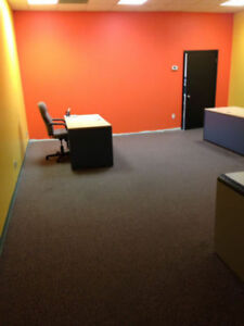OFFICE SPACE FOR SUB LEASE AT $750/MONTH + 50% UTILITIES