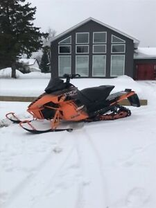 2014 Arctic Cat 4 Stroke Trail XF 9000