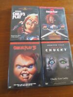DVD Child's Play Collection