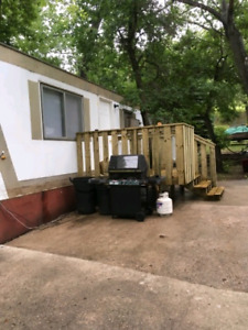 Two bedroom mobile home for Rent