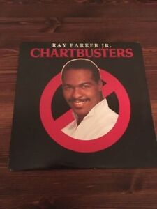 Ray Parker JR Chartbusters Vinyl Record LP