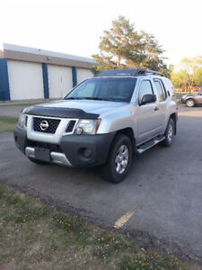 2009 Nissan Xterra 4X4,101000 MILES ON IT,$13500.00,OBO