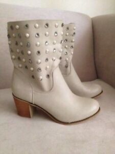 Ladies Ankle Booties - Brand New! - $25