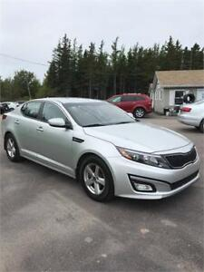 2015 Kia Optima LX REDUCED TO CLEAR $8999!!!
