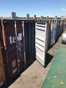 20ft shipping containers - priced to clear. Mount Morgan Rockhampton Surrounds Preview