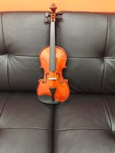 NEW Menzel Violin 4/4, 3/4, 2/4, or 1/4 with Case and Bow Edmonton Edmonton Area image 2