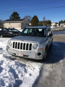 2010 Jeep Patriot 2x4
