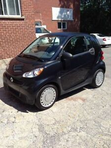 Smart fortwo pure 2013 automatique a/c SUPER ECONO  73km 5000$