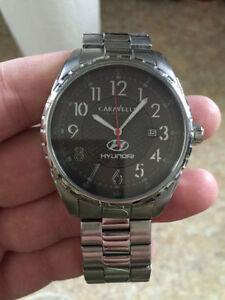 Men's Caravelle New York watch