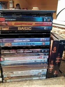 DVD collection for sale $2 per DVD Kingston Kingston Area image 2