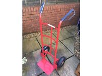 Sack Truck Brand New 250kg Red