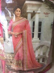 Gorgeous Brand New Indian Sari/Saree (Negotiable Price)