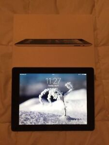 Black iPad 4 32GB with LTE - great condition