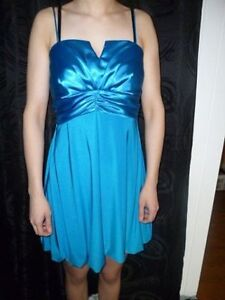 Robe soirée courte/ Short evening dress CHATEAUGUAY/ LONGUEUIL