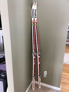 Karhu Cross Country Skis Vintage - Made in Canada