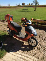 2008 Saga Deluxe Scooter for sale
