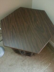 Spacious side table