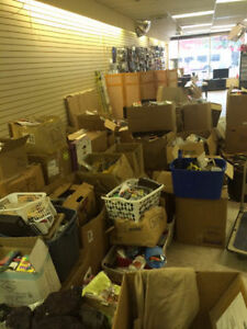 LIQUIDATION CLOSEOUTS - TRUCKLOAD FOR SALE PACKED - LOW PRICE
