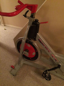 Commercial Gymnetic RX Spin Bike in Like New Condition