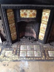 Vintage fire place for sale