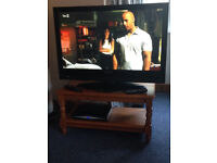 """42"""" Panasonic Plasma HD TV with built in Freeview and Sky+HD box."""