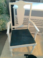 Lovely Refinished Accent Chair!