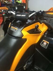 2015 Canam 800R XTP for trade