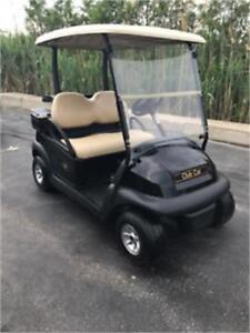 *Private Course Fleet* Club Car Precedent Financing Available!