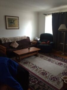 SUMMER SUBLET- 2 Bedroom Furnished Apartment  May1-Aug31