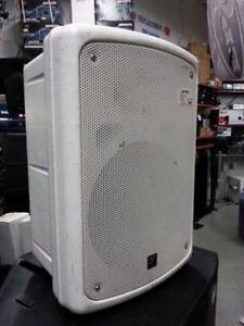 Yorkville powered speaker. We sell used goods.  111216