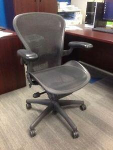 Herman Miller Aeron chair in Excellent condition