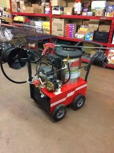 Hotsy Pressure Washer 555ss (Like-New) Edmonton Edmonton Area image 1