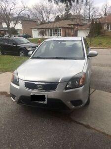 2011 Kia Rio Sedan - Safetied & E-tested, new tires included