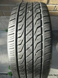2 Motomaster MICHELIN SE2 All Season Tires 195/65/14 -75% Tread