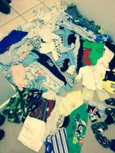 Baby Boy 0-18 Month Clothing