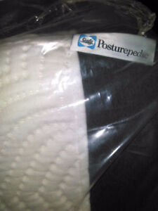 BRAND NEW King SEALY Optimum Posturepedic MEMORY FOAM--Delivery